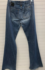 Photo #1 - BRAND: JOES JEANS <BR>STYLE: JEANS DESIGNER <BR>COLOR: DENIM BLUE <BR>SIZE: 8 <BR>SKU: 117-117136-9945