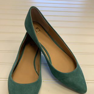 Primary Photo - BRAND: JOES JEANS STYLE: SHOES FLATS COLOR: GREEN SIZE: 6 SKU: 117-117111-5466