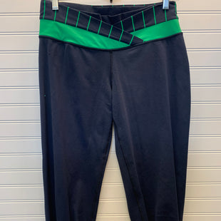 Primary Photo - BRAND: LULULEMON STYLE: ATHLETIC CAPRIS COLOR: NAVY SIZE: 8 SKU: 117-117111-5667