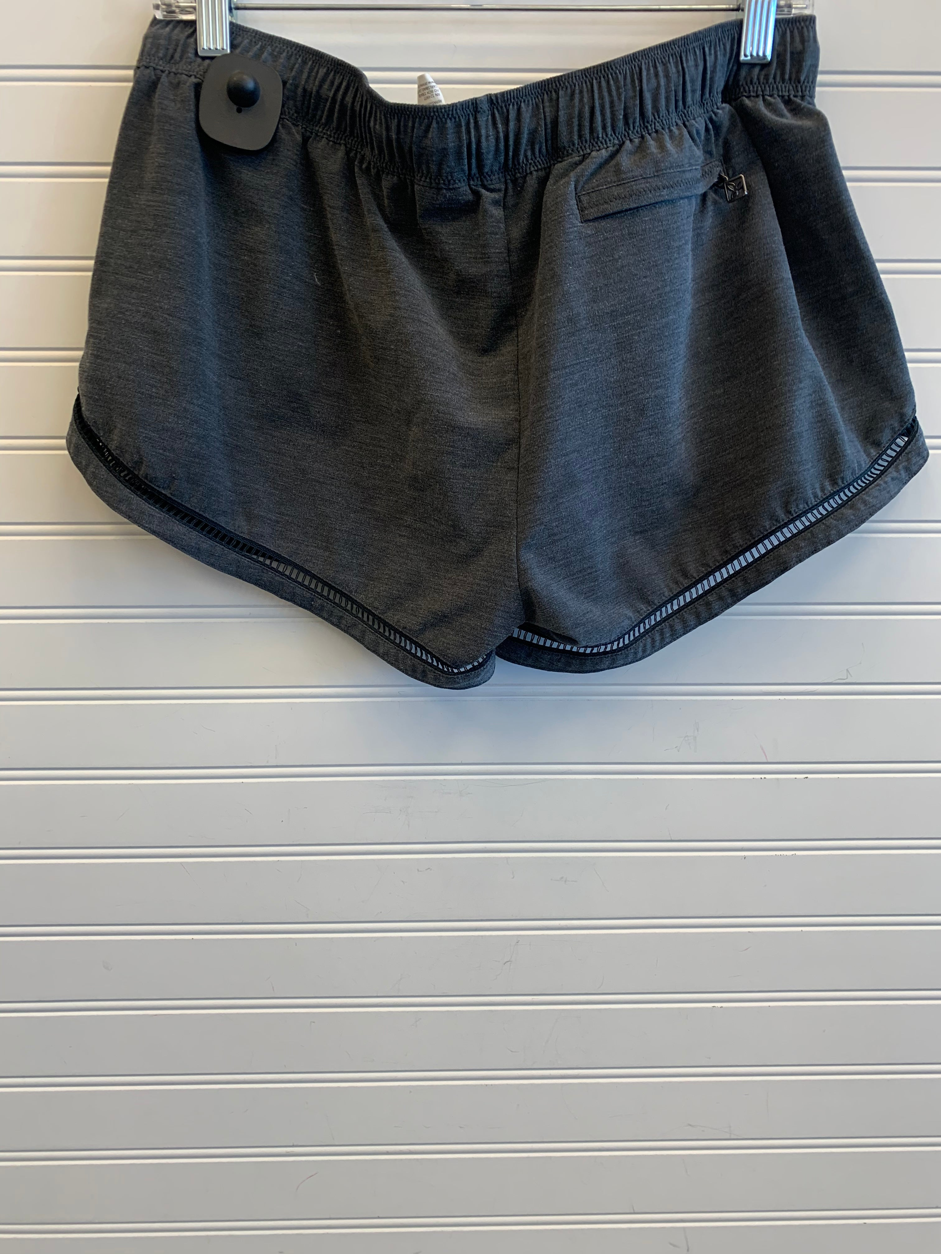 Photo #1 - BRAND: PRANA <BR>STYLE: ATHLETIC SHORTS <BR>COLOR: GREY <BR>SIZE: M <BR>SKU: 117-117136-11269