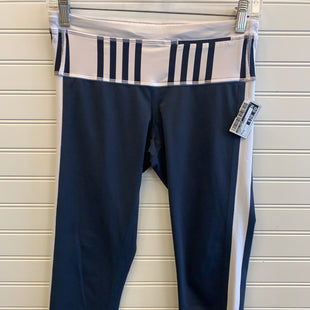 Primary Photo - BRAND: LULULEMON STYLE: ATHLETIC CAPRIS COLOR: NAVY SIZE: S SKU: 117-11711-184180