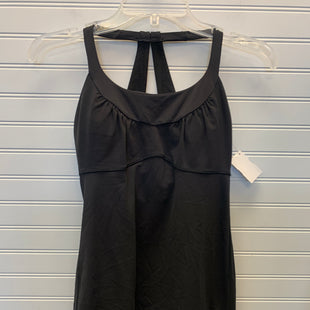 Primary Photo - BRAND: LULULEMON STYLE: ATHLETIC TANK TOP COLOR: BLACK SIZE: S SKU: 117-11711-184053