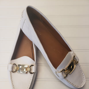 Primary Photo - BRAND: KATE SPADE STYLE: SHOES FLATS COLOR: WHITE SIZE: 9.5 SKU: 117-117103-58522