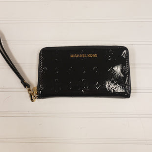 Primary Photo - BRAND: MICHAEL BY MICHAEL KORS STYLE: WALLET COLOR: BLACK SIZE: LARGE SKU: 117-11711-181611