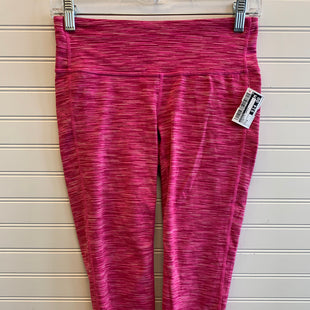 Primary Photo - BRAND: ATHLETA STYLE: ATHLETIC CAPRIS COLOR: PINK SIZE: S SKU: 117-117120-23778