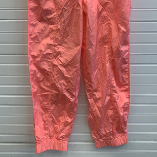 Primary Photo - BRAND: FREE PEOPLE STYLE: ATHLETIC PANTS COLOR: ORANGE SIZE: L OTHER INFO: RETAIL $60 SKU: 117-117120-27124