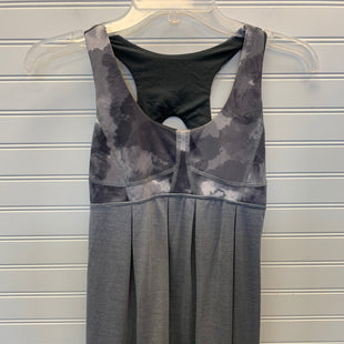 Primary Photo - BRAND: LULULEMON STYLE: ATHLETIC TANK TOP COLOR: GREY SIZE: 6 SKU: 117-117120-24447