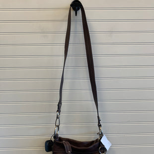 Primary Photo - BRAND: B MAKOWSKY STYLE: HANDBAG DESIGNER COLOR: BROWN SIZE: SMALL SKU: 117-11783-100479