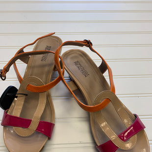 Primary Photo - BRAND: KENNETH COLE REACTION STYLE: SANDALS LOW COLOR: MULTI SIZE: 9 SKU: 117-11711-183065