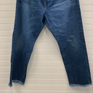Primary Photo - BRAND:  CMA STYLE: JEANS COLOR: DENIM BLUE SIZE: 10 OTHER INFO: 3X1 - CROPPED MSRP $265 SKU: 117-11783-98904