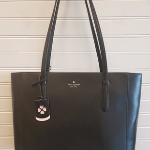 Primary Photo - BRAND: KATE SPADE STYLE: HANDBAG DESIGNER COLOR: BLACK SIZE: LARGE OTHER INFO: TOTE SKU: 117-117120-28956