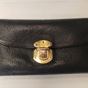 Primary Photo - BRAND: LOUIS VUITTON STYLE: WALLET COLOR: BLACK SIZE: MEDIUM OTHER INFO: MAHINA-RETAIL $1200 SKU: 117-11711-187357SHOWS SLIGHT WEAR