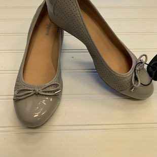 Primary Photo - BRAND: EASY SPIRIT STYLE: SHOES LOW HEEL COLOR: GREY SIZE: 6 SKU: 117-11711-179473