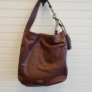 Primary Photo - BRAND: COACH STYLE: HANDBAG DESIGNER COLOR: BROWN SIZE: LARGE OTHER INFO: 26122 AVERY CROC $498 SKU: 117-11783-99354