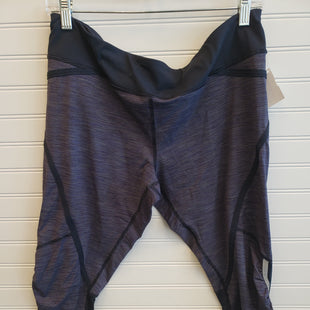 Primary Photo - BRAND: LULULEMON STYLE: ATHLETIC CAPRIS COLOR: PURPLE SIZE: 12 SKU: 117-11711-185372
