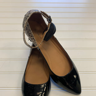 Primary Photo - BRAND: BCBGENERATION STYLE: SHOES FLATS COLOR: BLACK SIZE: 6 SKU: 117-11711-181034
