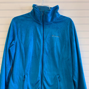 Primary Photo - BRAND: COLUMBIA STYLE: FLEECE COLOR: BLUE SIZE: XL SKU: 117-117120-25790