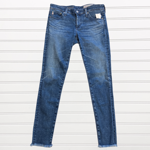 Primary Photo - BRAND: ADRIANO GOLDSCHMIED STYLE: JEANS COLOR: DENIM SIZE: 4 SKU: 117-117120-23351