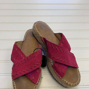 Primary Photo - BRAND: AEROSOLES STYLE: SANDALS LOW COLOR: PINK SIZE: 8.5 SKU: 117-11711-171627
