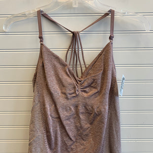 Primary Photo - BRAND: ATHLETA STYLE: ATHLETIC TANK TOP COLOR: BROWN SIZE: L SKU: 117-11711-187798