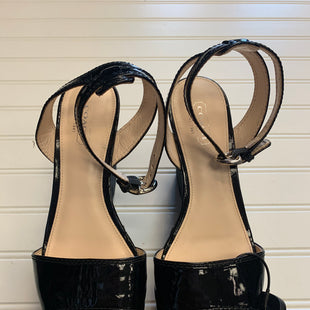 Primary Photo - BRAND: COACH STYLE: SANDALS HIGH COLOR: BLACK SIZE: 7.5 SKU: 117-117120-28457