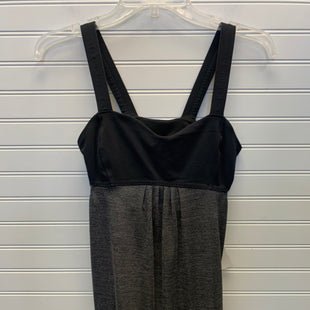 Primary Photo - BRAND: LULULEMON STYLE: ATHLETIC TANK TOP COLOR: BLACK SILVER SIZE: 6 SKU: 117-11783-99231