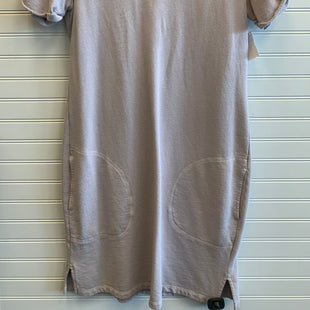Primary Photo - BRAND: ATHLETA STYLE: DRESS SHORT SHORT SLEEVE COLOR: GREY SIZE: M SKU: 117-117120-26024