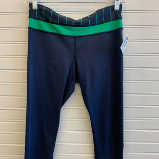 Primary Photo - BRAND: LULULEMON STYLE: ATHLETIC CAPRIS COLOR: MULTI SIZE: S SKU: 117-117103-53953