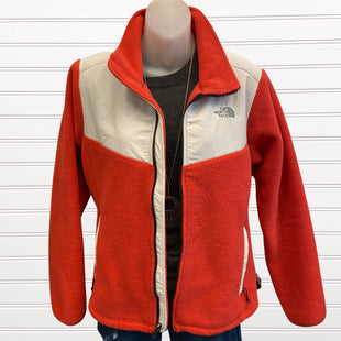 Primary Photo - BRAND: NORTHFACE STYLE: JACKET OUTDOOR COLOR: ORANGE SIZE: M SKU: 117-117136-8644