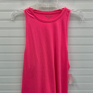 Primary Photo - BRAND: ATHLETA STYLE: ATHLETIC TANK TOP COLOR: HOT PINK SIZE: XS SKU: 117-117120-27084