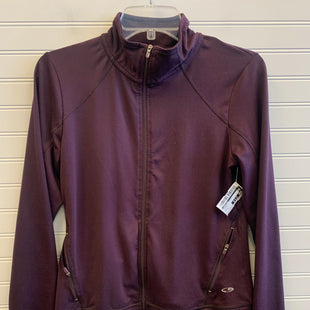 Primary Photo - BRAND: CHAMPION STYLE: ATHLETIC JACKET COLOR: BURGUNDY SIZE: M SKU: 117-11711-185156