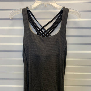 Primary Photo - BRAND: LULULEMON STYLE: ATHLETIC TANK TOP COLOR: BLACK SIZE: 6 SKU: 117-11711-182182