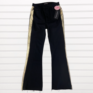 Primary Photo - BRAND: BLACK ORCHID STYLE: JEANS COLOR: BLACK DENIM SIZE: 4 OTHER INFO: RETAIL $242 SKU: 117-117103-52674