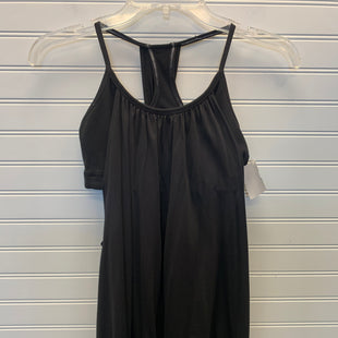 Primary Photo - BRAND: LULULEMON STYLE: ATHLETIC TANK TOP COLOR: BLACK SIZE: 6 SKU: 117-11711-182175