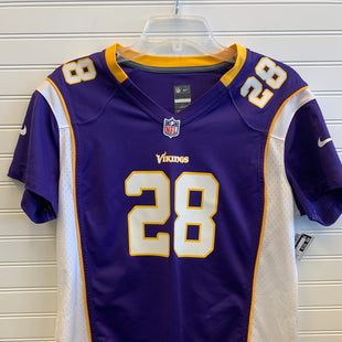 Primary Photo - BRAND: NFL STYLE: ATHLETIC TOP SHORT SLEEVE COLOR: SPORTS TEAM SIZE: XL OTHER INFO: JERSEY SKU: 117-117120-23149