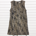 Primary Photo - BRAND: CALVIN KLEIN <BR>STYLE: DRESS SHORT SLEEVELESS <BR>COLOR: MULTI <BR>SIZE: 22 <BR>SKU: 117-117120-24577