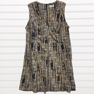 Primary Photo - BRAND: CALVIN KLEIN STYLE: DRESS SHORT SLEEVELESS COLOR: MULTI SIZE: 22 SKU: 117-117120-24577