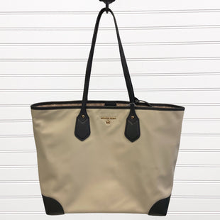 Primary Photo - BRAND: MICHAEL KORS STYLE: TOTE COLOR: TAN SIZE: LARGE OTHER INFO: RETAIL $198 NWT/ COIN PURSE INCLUDED SKU: 117-117136-9804