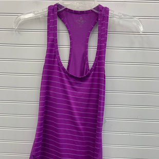 Primary Photo - BRAND: ATHLETA STYLE: ATHLETIC TANK TOP COLOR: PURPLE SIZE: XS SKU: 117-117120-21613