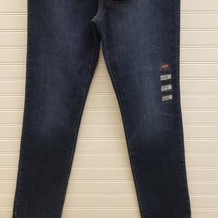 Primary Photo - BRAND: LEVIS STYLE: JEANS COLOR: DENIM BLUE SIZE: 8 OTHER INFO: RETAIL $69 SKU: 117-11711-189066HIGH RISE STRAIGHT