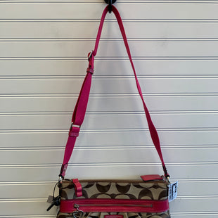 Primary Photo - BRAND: COACH STYLE: HANDBAG DESIGNER COLOR: MULTI SIZE: MEDIUM OTHER INFO: NWT SKU: 117-117120-29270