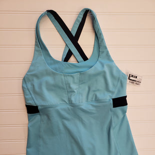 Primary Photo - BRAND: LULULEMON STYLE: ATHLETIC TANK TOP COLOR: LIGHT BLUE SIZE: M SKU: 117-117136-8447