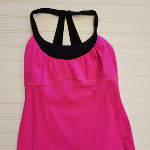 Primary Photo - BRAND: LULULEMON STYLE: ATHLETIC TANK TOP COLOR: MAGENTA SKU: 117-117103-49095