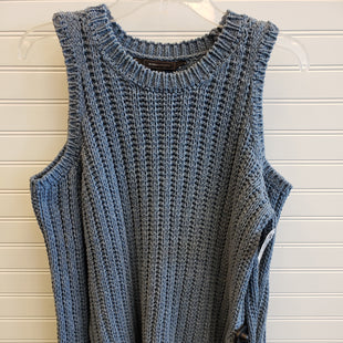 Primary Photo - BRAND: BCBGMAXAZRIA STYLE: SWEATER HEAVYWEIGHT COLOR: BLUE SIZE: XS SKU: 117-11711-177811