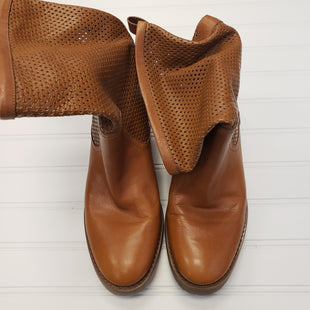 Primary Photo - BRAND: MICHAEL BY MICHAEL KORSSTYLE: BOOTS ANKLECOLOR: BROWNSIZE: 8.5SKU: 117-11711-160710