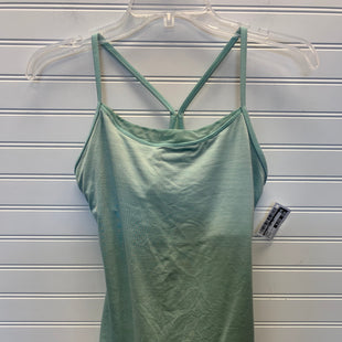 Primary Photo - BRAND: LULULEMON STYLE: ATHLETIC TANK TOP COLOR: GREEN SIZE: S SKU: 117-11711-184021