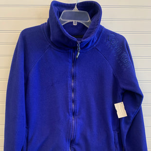 Primary Photo - BRAND: CALVIN KLEIN PERFORMANCE STYLE: FLEECE COLOR: BLUE SIZE: M SKU: 117-117136-10417