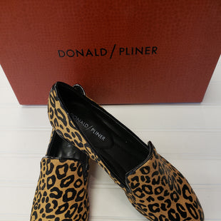 Primary Photo - BRAND: DONALD J PILNER STYLE: SHOES FLATS COLOR: ANIMAL PRINT SIZE: 6.5 SKU: 117-117136-13937WITH BOX