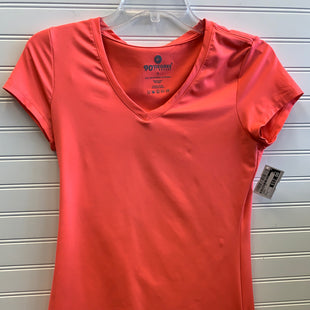 Primary Photo - BRAND: 90 DEGREES BY REFLEX STYLE: ATHLETIC TOP COLOR: ORANGE SIZE: S SKU: 117-117136-10373
