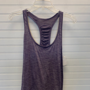Primary Photo - BRAND: LULULEMON STYLE: ATHLETIC TANK TOP COLOR: PURPLE SIZE: 6 SKU: 117-117120-19303